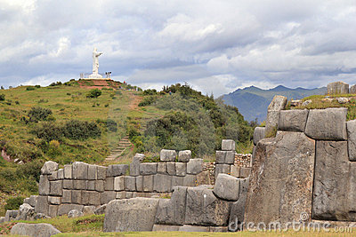 Inca Walls and Jesus