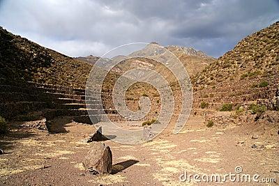 Incas ruins