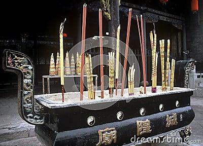 Incense,China