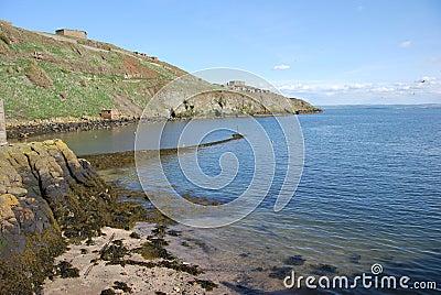 Inchkeith Shore