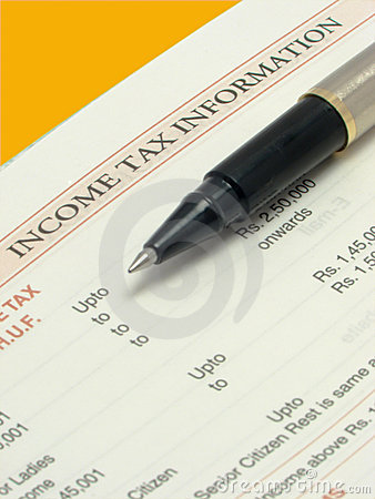 Income Tax Text