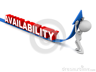 Service availability increase, concept of enhanced serviceability ...