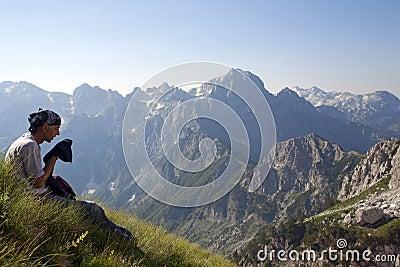 Incredible Albanian Alps