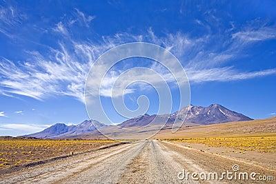 Incredible mountain landscape