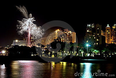 Independence Day in Eilat, Israel