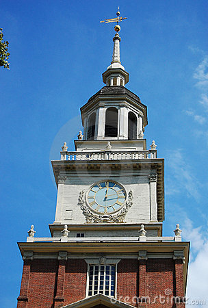 Independence Hall Bell Tower, Philadelphia