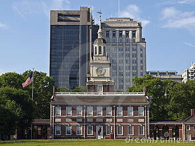 Independence Hall Day