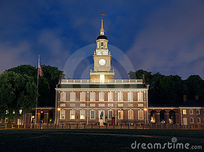 Independence Hall Solo
