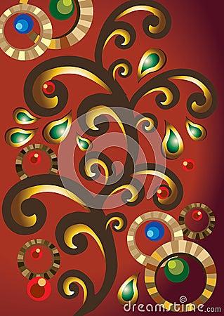 India elements Indian jewels ornament