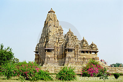 India Erotic Temples in Khajuraho