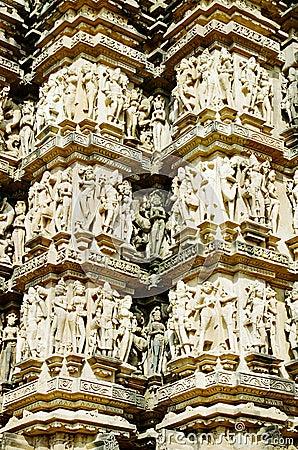 India Erotic Temples in Khajuraho
