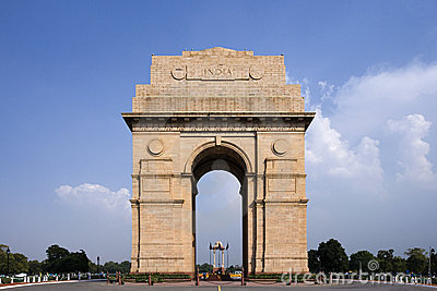 India Gate - Delhi in India