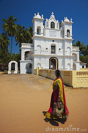 India - Goa - Anjuna