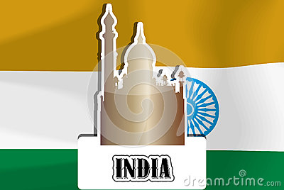 India, illustration