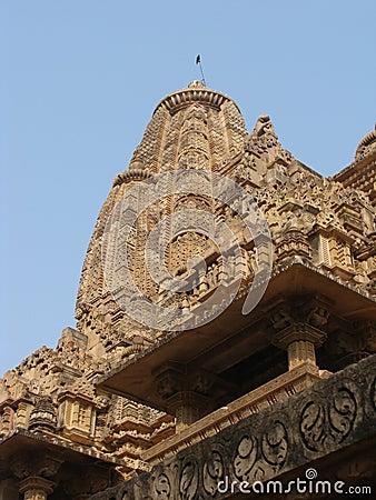 India, Kadzhuraho, temples