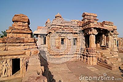 India - Pattadakal temples