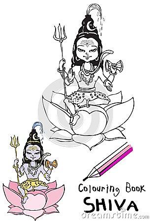 india series - Shiva