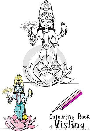 India series - Vishnu