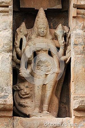 India South-India: Rajendracholan temple
