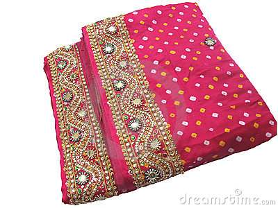 India-Traditional Saree