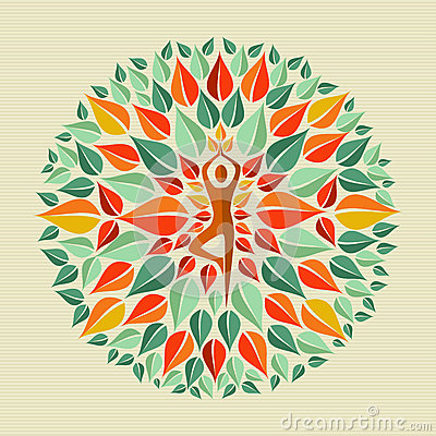India yoga mandala