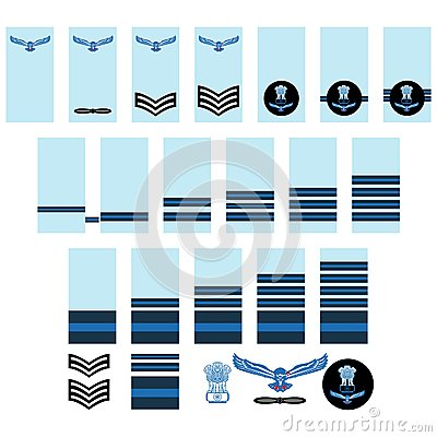 Indian Air Force insignia