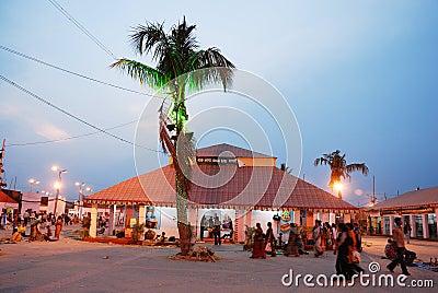 Indian Art Fair Editorial Photo
