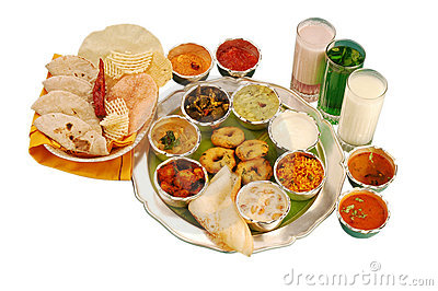 Indian balanced diet