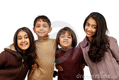 Indian brothers and three sisters