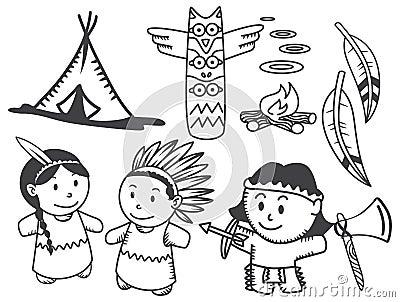Indian Cartoon Royalty Free Stock Photography - Image: 29862307
