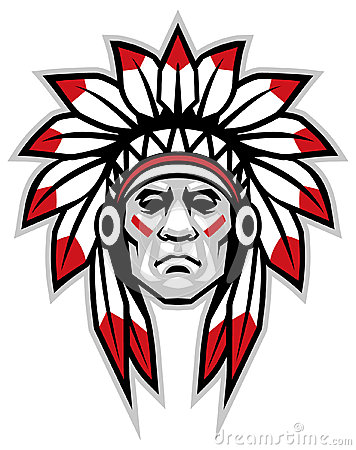 Free Indian Chief Stock Images - 46666024