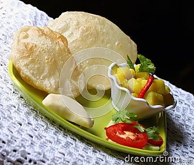 Indian cuisine, vegetarian preparation