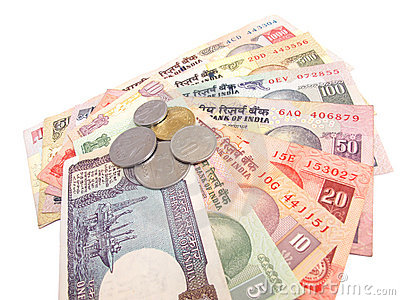 Indian Currency-Notes and Coins