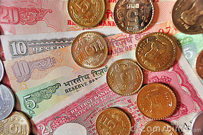 Indian Currency Notes and Coins