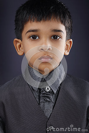 Free Indian Cute Boy Stock Images - 28338964