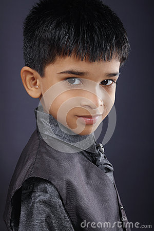 Free Indian Cute Boy Stock Photos - 28339033