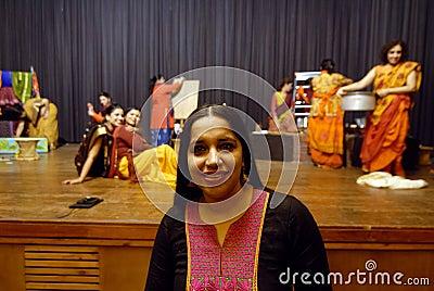 Indian Drama Editorial Image