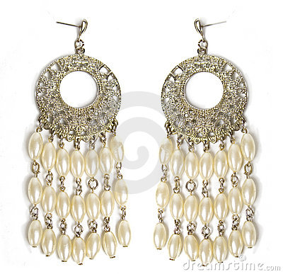 Free Indian Earrings Stock Images - 13072284