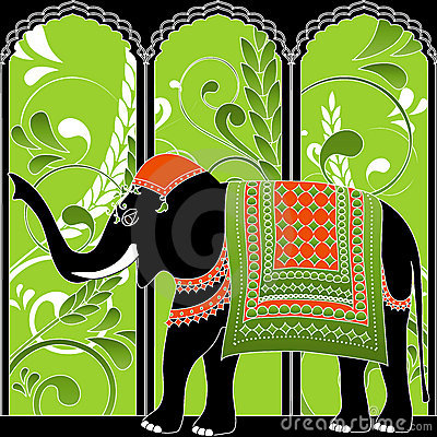 Free Indian Elephant Royalty Free Stock Photography - 11006167
