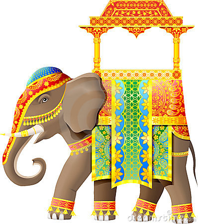 Free Indian Elephant Stock Photos - 16781603