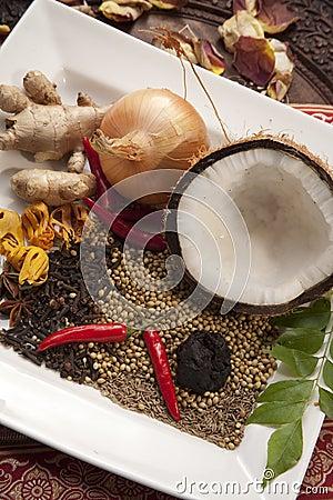 Indian Food Ingredients