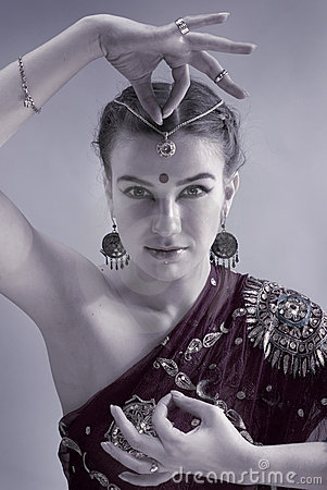 Free Indian Girl Royalty Free Stock Image - 12199936