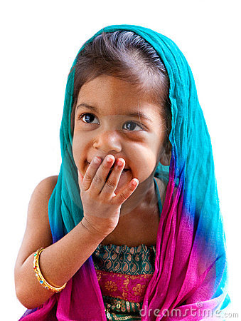 Indian girl portrait 4