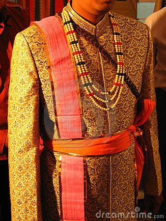 Indian Groom Clothing