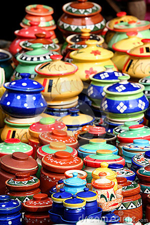 Free Indian Hand Made Crafts Stock Images - 13733754