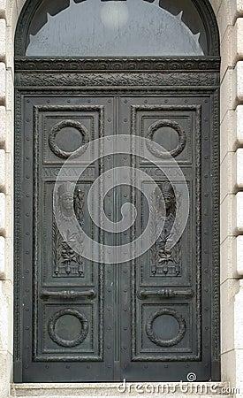 Indian Head Doors