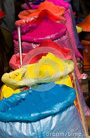 Free Indian Hindu Paints Stock Photos - 5860933