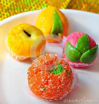 Indian homemade sweets