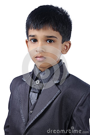 Free Indian Little Boy Stock Photography - 28338822