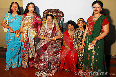 Indian Marriage Editorial Stock Photo
